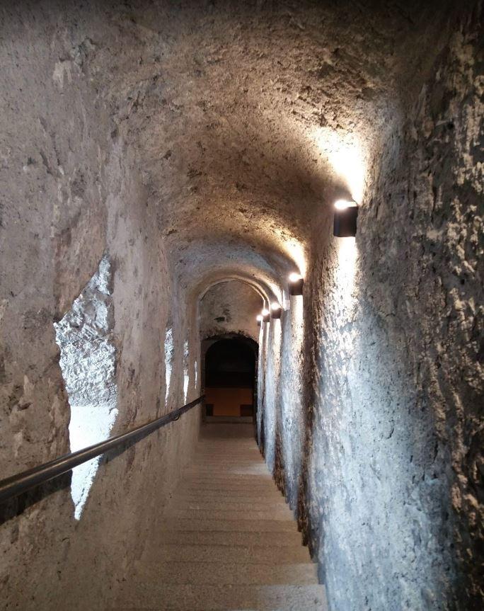 Scala del Castello di Adrano