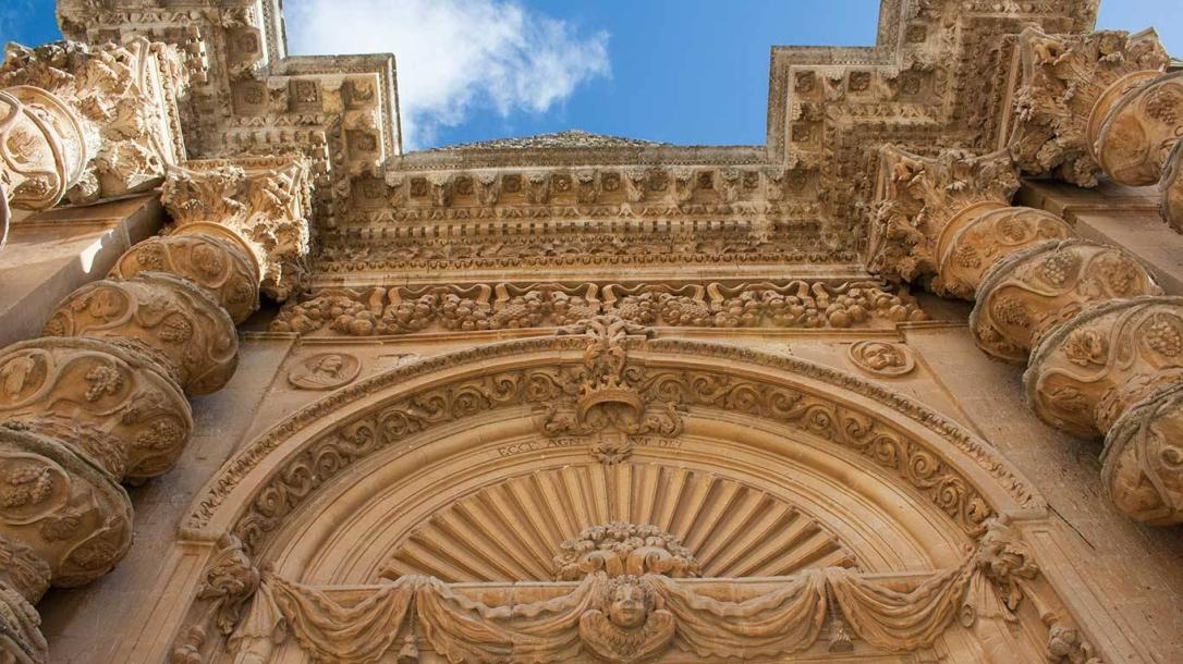 Città tardo barocche del Val di Noto - Palazzolo Acreide