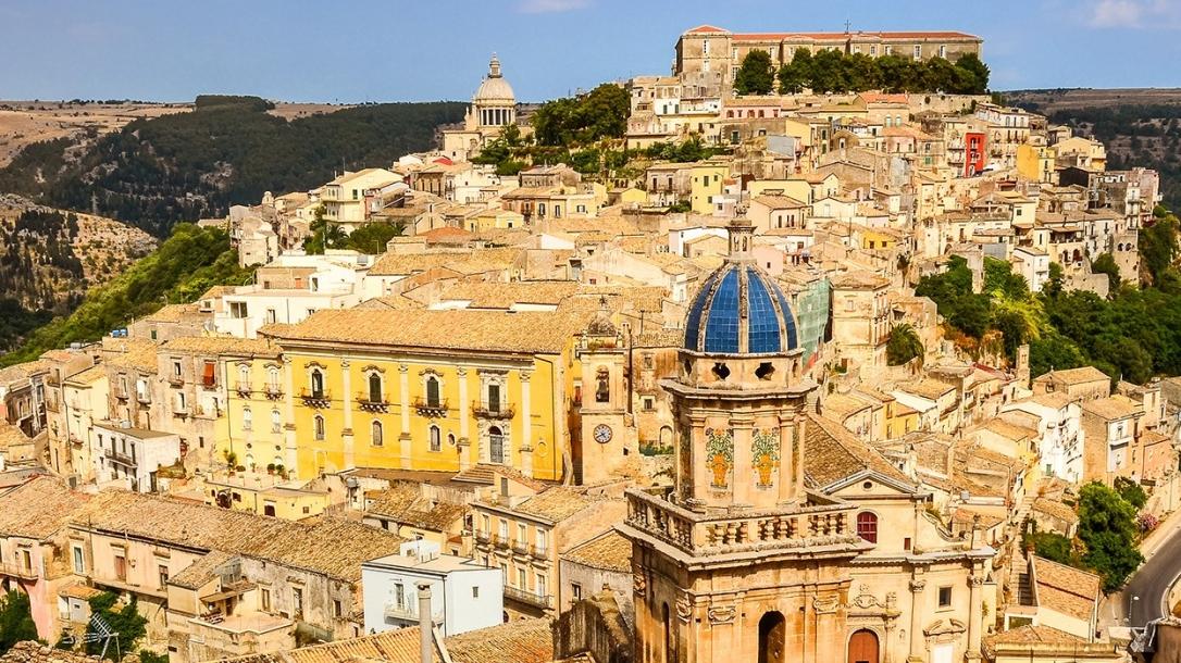 Ragusa Ibla - Val di Noto - Sicilia