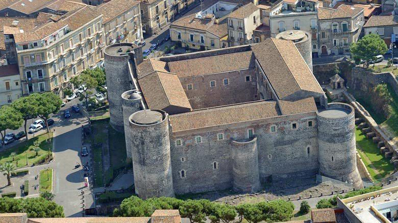 Castello Ursino - Catania - Foto di Augusto Bizzi