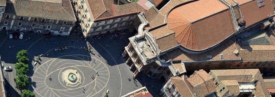 Piazza Vincenzo Bellini - Catania