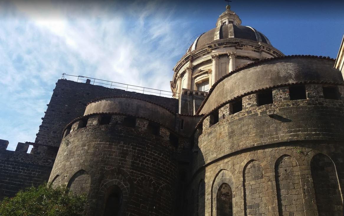 Absidi Normanne della Cattedrale di Sant'Agata - Catania