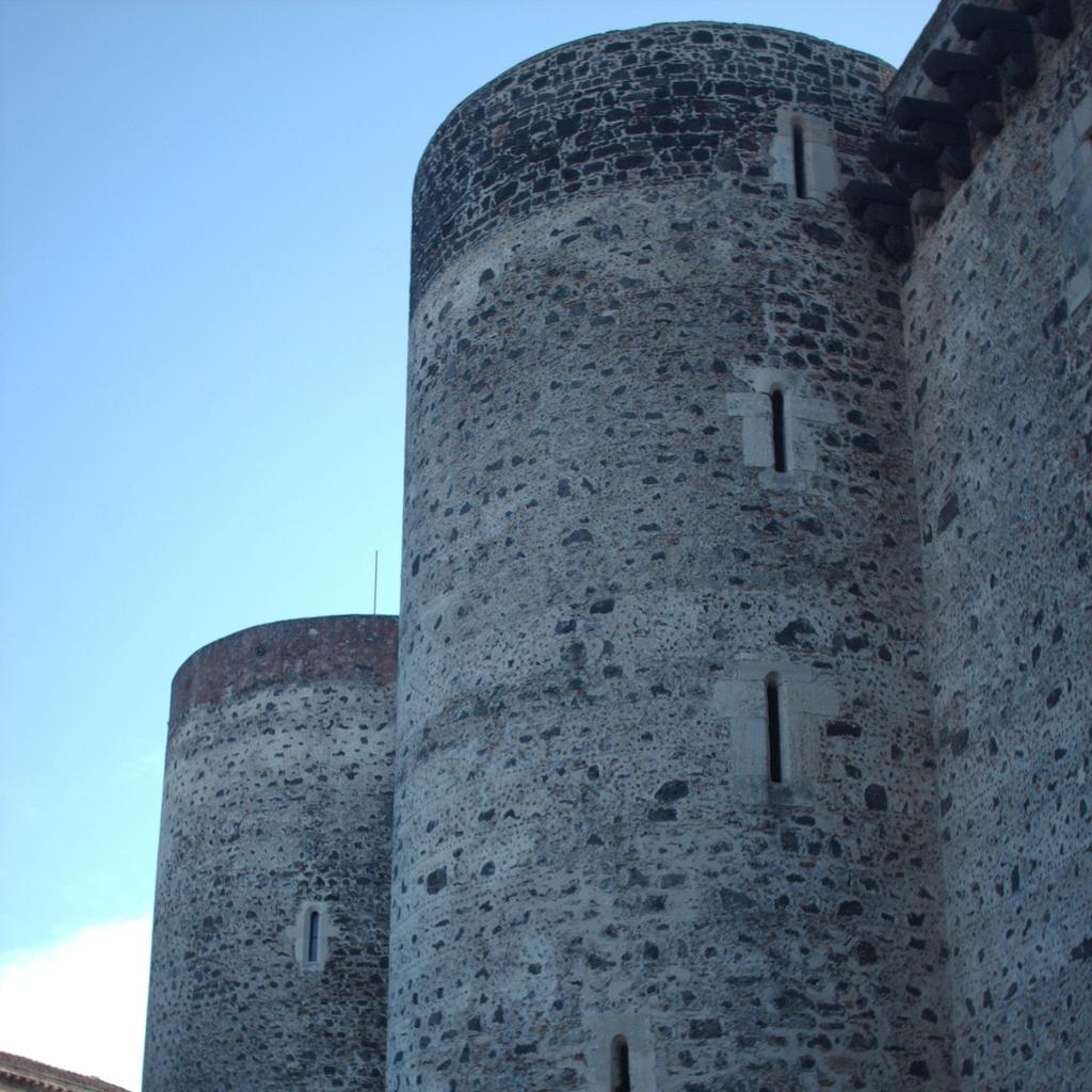 Torri del Castello Ursino - Catania