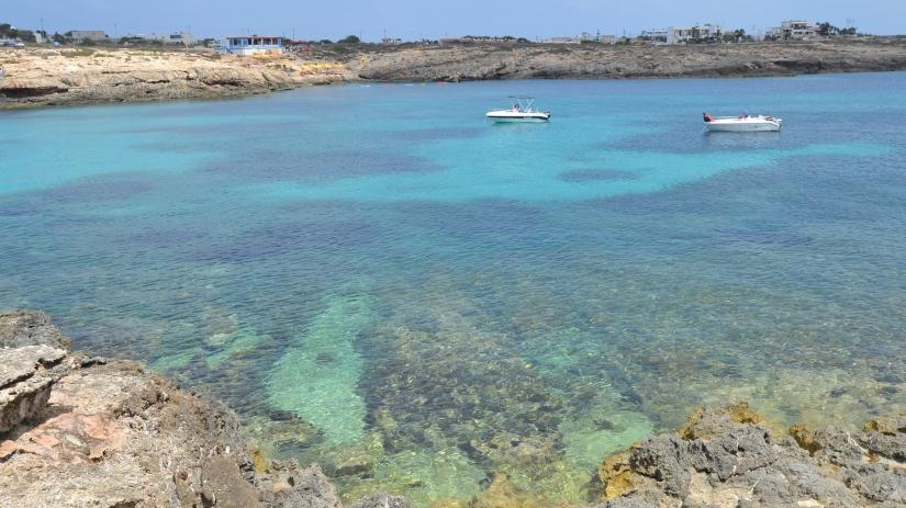 Areee marine protette in Sicilia