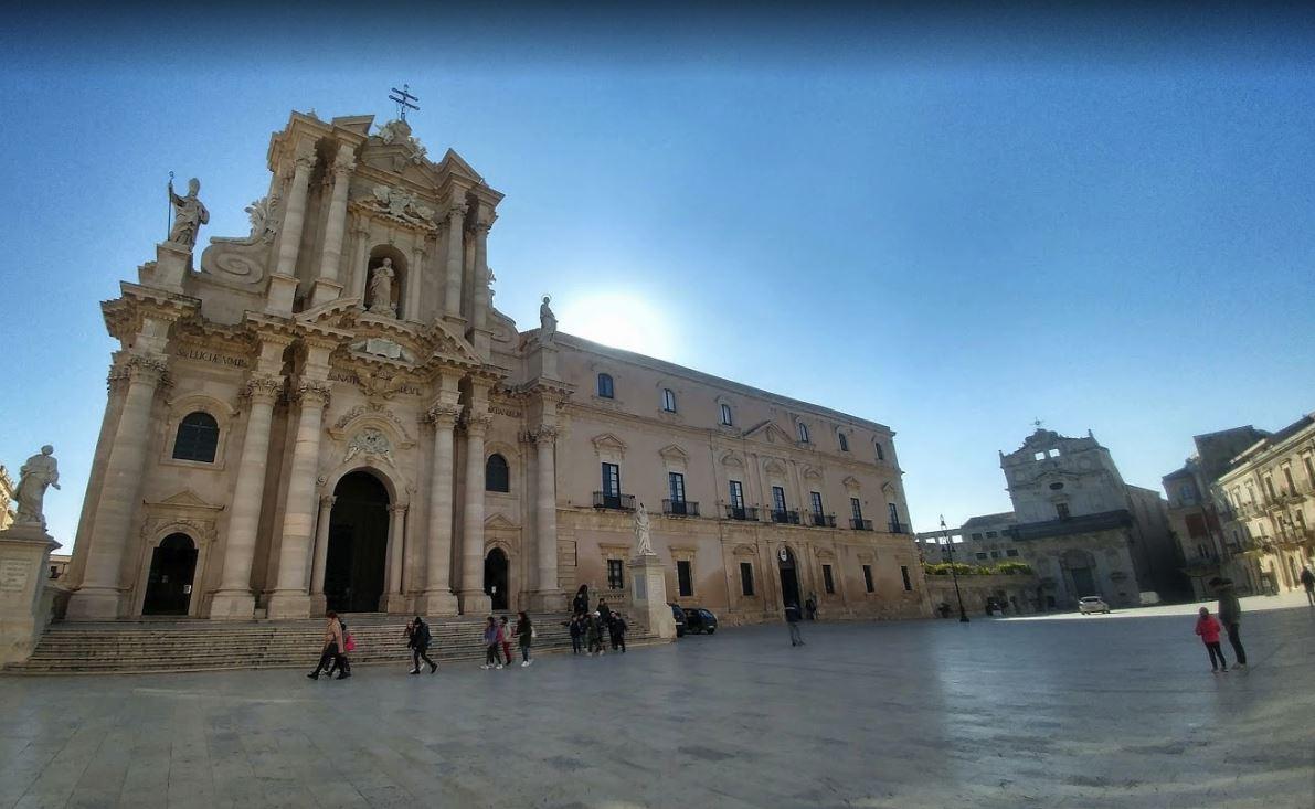 Cattedrale di Santa Lucia - Ortigia - Siracusa - Foto di Alessandra Neri