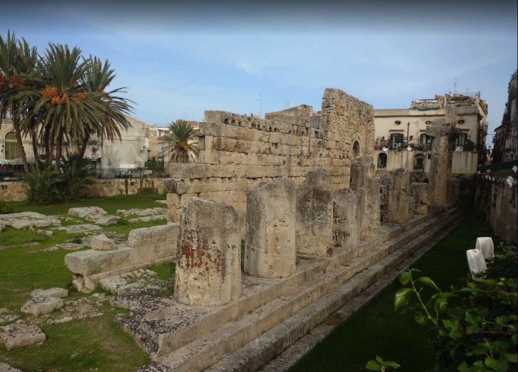Tempio di Apollo - Ortigia - Siracusa - Foto di Zenaide Palmigiani