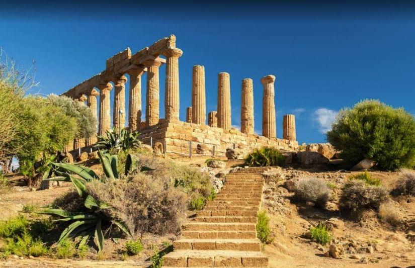 Tempio di Ercole - Agrigento
