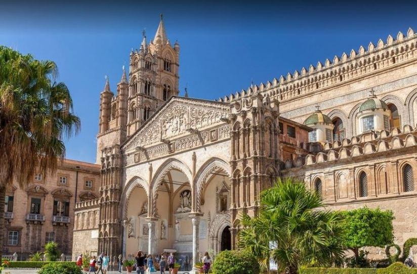 Portale della Cattedrale di Palermo