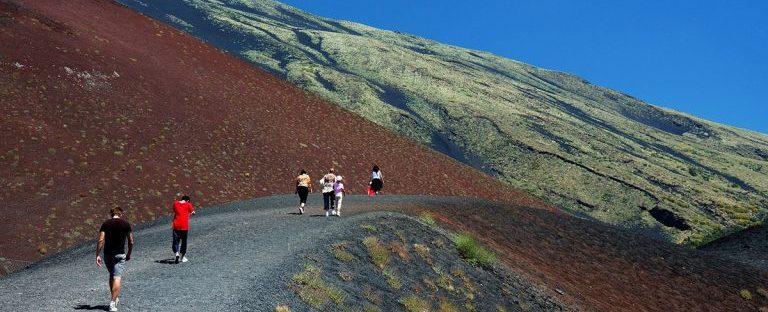 Escursioni e sentieri Etna