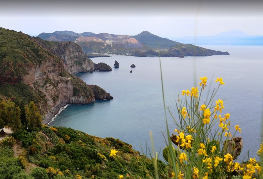 Belvedere Quattrocchi di Lipari - Isole Eolie