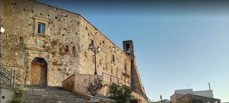 Castello di Giuliana - Palermo